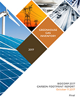 Carbon Footprint Report 2017